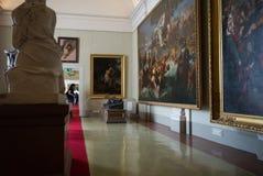 Florence, Italy Pitti Palace Royalty Free Stock Photos