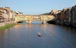 florence Italy ponte vecchio Obraz Royalty Free