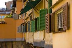 florence Italy ponte vecchio Fotografia Royalty Free