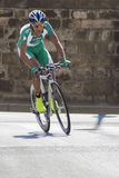 FLORENCE, ITALY - SEPTEMBER 22: Ben Nacer Hassen during the Uci Road World Championships Royalty Free Stock Images