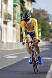 FLORENCE, ITALY - SEPTEMBER 22: Ben Nacer Hassen during the Uci Road World Championships Stock Photo