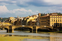 Florence, Italy. Sunny day in Florence. Italy royalty free stock images