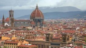 florence italy tuscany Royaltyfri Bild