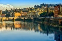 florence italy tuscany Arkivfoto