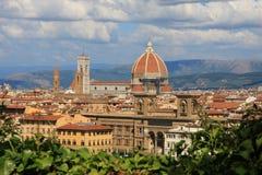 florence italy tuscany Arkivfoton