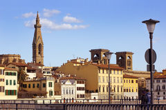 florence italy tuscany Arkivbilder