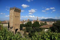 florence italy tuscany Royaltyfria Bilder