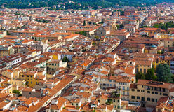 Florence.Italy. Florence - view of the city Stock Images