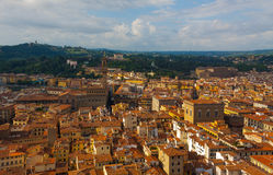 Florence.Italy. Florence - view of the city Stock Photo