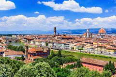 Florence, Italy. royalty free stock photography
