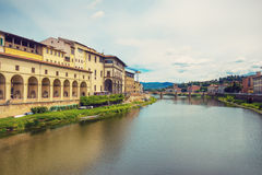 Florence-Italy Royalty Free Stock Photography