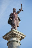 Florence justice statue Stock Photo