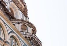 Florence katedralny zdjęcia royalty free