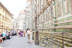 Florence katedralny Obrazy Stock