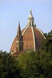 Florence katedralny Zdjęcie Royalty Free