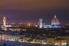 Florence katedralny Obraz Stock
