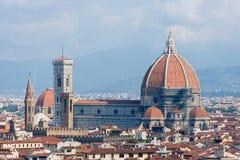Florence katedralny Włoch Zdjęcie Royalty Free