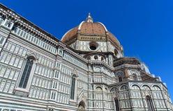 Florence katedralny Włoch Zdjęcia Royalty Free