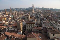 florence katedralny widok Zdjęcia Stock