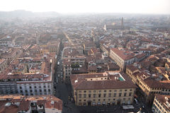 florence katedralny widok Obraz Royalty Free