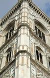 florence katedralny wierza Zdjęcie Stock