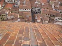 Florence, koepel van de kathedraal Royalty-vrije Stock Fotografie