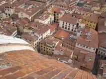 Florence kupol av domkyrkan Royaltyfri Fotografi