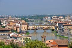 Florence landscape royalty free stock photo