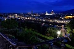 Florence Landscapes L Photo stock