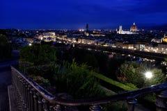 Florence Landscapes LX Photo libre de droits