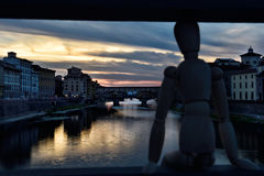 Florence Landscapes LXX Photographie stock