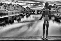 Florence Landscapes LXXI Photographie stock libre de droits