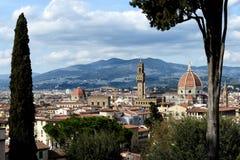 Florence Landscapes XV Image libre de droits