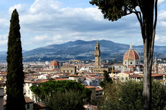 Florence Landscapes XV Royalty Free Stock Image