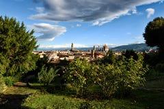 Florence Landscapes XX Photo stock