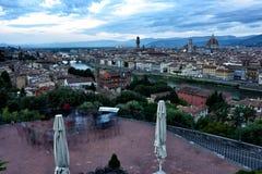Florence Landscapes XXIV Image stock
