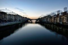 Florence Landscapes XXVIII Images libres de droits