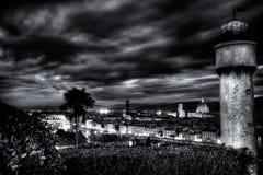 Florence Landscapes XXXI Photo libre de droits