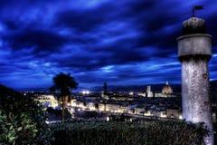 Florence Landscapes XXXIII Photos libres de droits