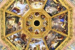 Florence - Medici-Kapel stock fotografie