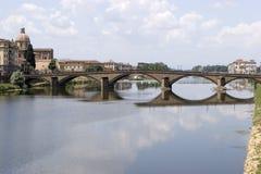 Florence mostu Obrazy Stock