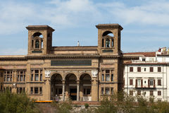 Florence - National Central Library Royalty Free Stock Photo