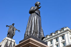 Florence Nightingale Statue Royalty Free Stock Photo