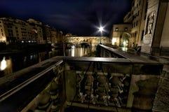 Florence Old Bridge IX Imágenes de archivo libres de regalías