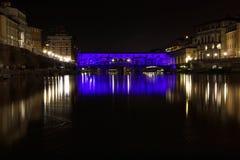 Florence Old Bridge XIV Photo stock