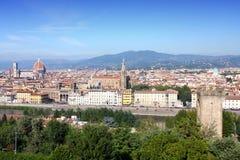 Florence Old Town Lizenzfreie Stockbilder