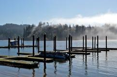 Florence Oregon Marina stock photo