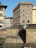 Florence - Palace Spini-Ferroni Royalty Free Stock Photos