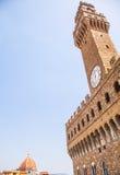 Florence - Palazzo della Signoria Stock Photography