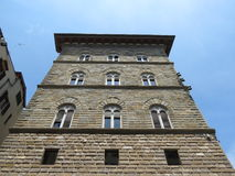 Florence, Palazzo delle Assicurazioni Generali Royalty Free Stock Photography